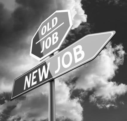nieuwe baan - websitevoordestarter